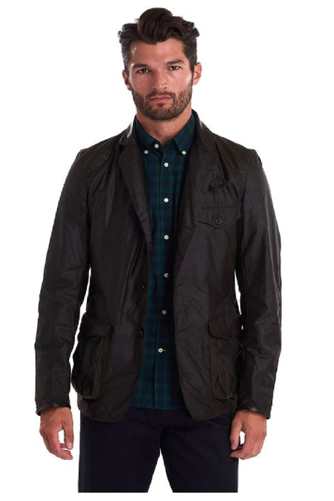 Barbour Barbour Commander Jacket  Olive