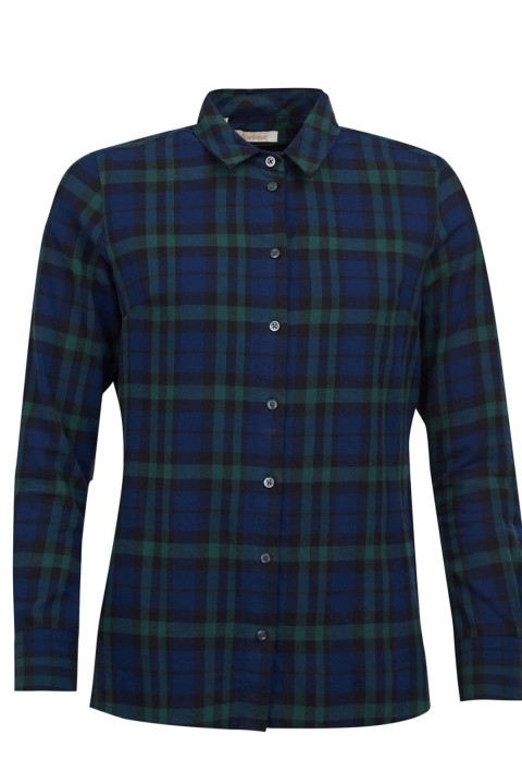 Barbour Barbour Dover Shirt Navy