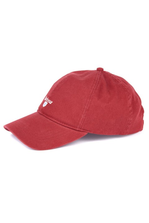 Barbour Barbour Cascade Sports Cap Lobster Red