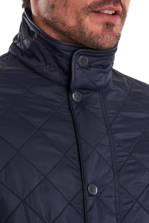 Barbour Barbour Blunk Polar Jacket  Navy