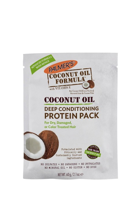 Palmer's Palmer's Coconut Oil Deep Conditioning Protein 60 Gr