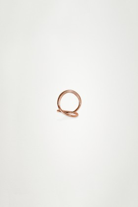 Unadorned Jewelry Design - Rose The Curly Yüzük