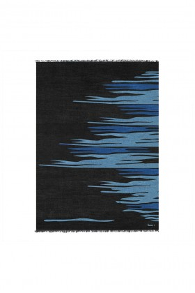 Studio Kali - Ege No 2 Kilim Midnight Blue 120 x 180 cm Kilim