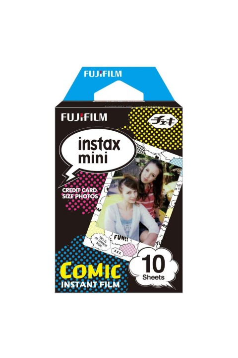 Fujifilm INSTAX MINI FILM COMIC (10'LU)