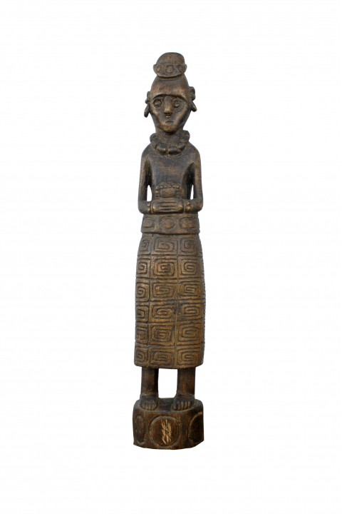 Sauca Collection Statue 1 / Old