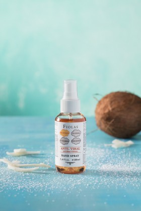 Fiolas - Fiolas Anti-viral Hand Spray Coconut