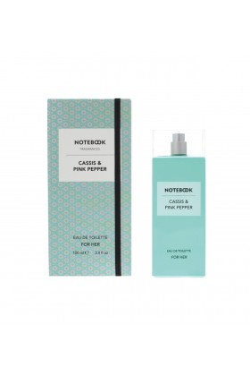 Notebook - Notebook Cassis & Pink Pepper For Her Edt 100 Ml