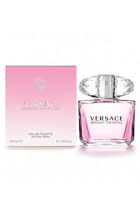Versace Parfüm - Versace Bright Crystal Edt 200 Ml