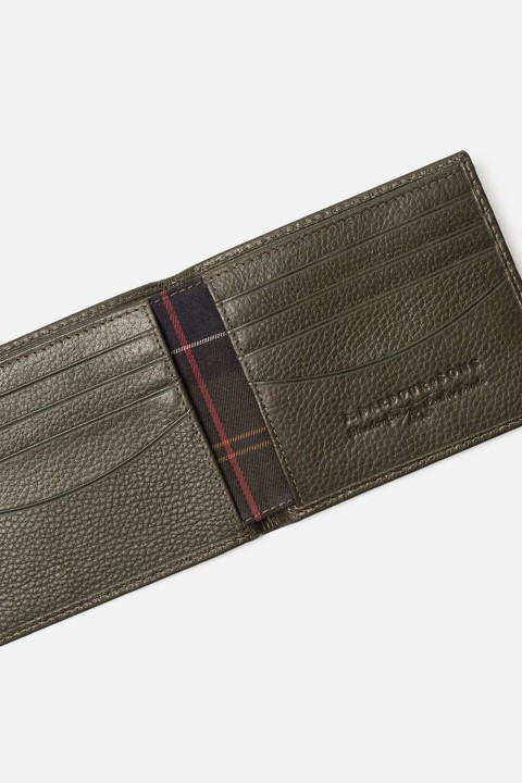 Barbour Barbour Milled Leather OL51 Olive