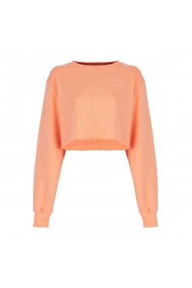 Fineapple - Somon Crop Sweatshirt