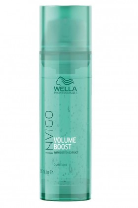 Wella - Wella İnvigo Volume Boost Crystal Maske 145 ml