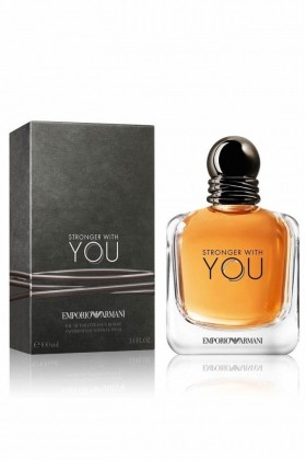 Emporio Armani Parfüm - Emporio Armani Stronger With You EDT 100 ml Erkek Parfüm