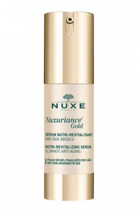 Nuxe - Nuxe Nuxuriance Gold Nutri Revitalizig Serum 30 ml