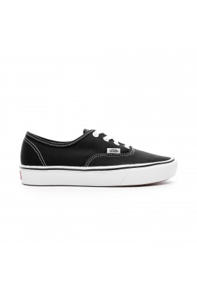 SuperStep - Vans ComfyCush Authentic Unisex Siyah Sneaker