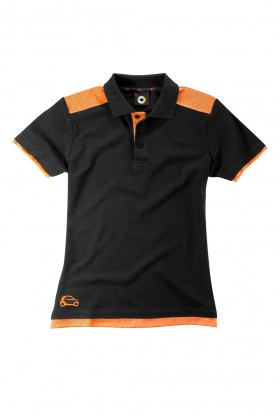 Mercedes-Benz - Polo Shirt Siyah