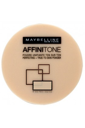 Maybelline - AFFINITONE COMPACT 42 DARK