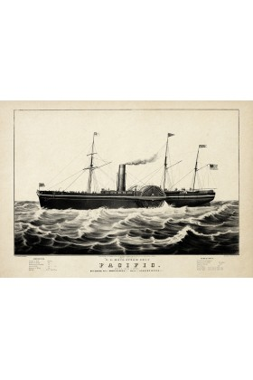 Sauca Collection - Pacific Ship