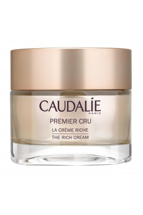 Caudalie - CAUDALIE Premier CRU The Rich Cream 50 ml - Kuru ciltler