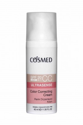 Cosmed - COSMED Ultrasense Color Correcting Cream Light 40 ml