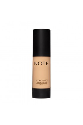 Note - Note Detox Protect Fondöten 03 Medium Beige