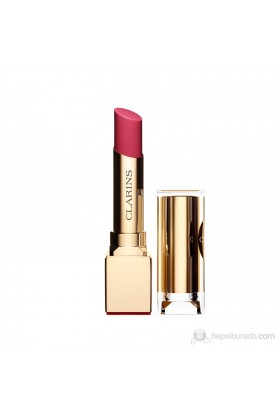 Clarins - Clarins Rouge Eclat 04 Tropical Pink