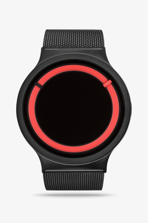 Ziiiro Ziiiro Eclipse Black Red Kol Saati
