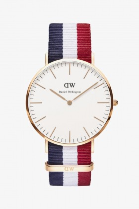 Daniel Wellington - Cambridge 40mm  Man Kol Saati