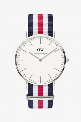 Daniel Wellington - Canterbury 40mm  Kol Saati